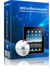 mediAvatar DVD to iPad Converter