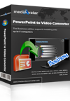 mediAvatar PowerPoint to Video Converter Business