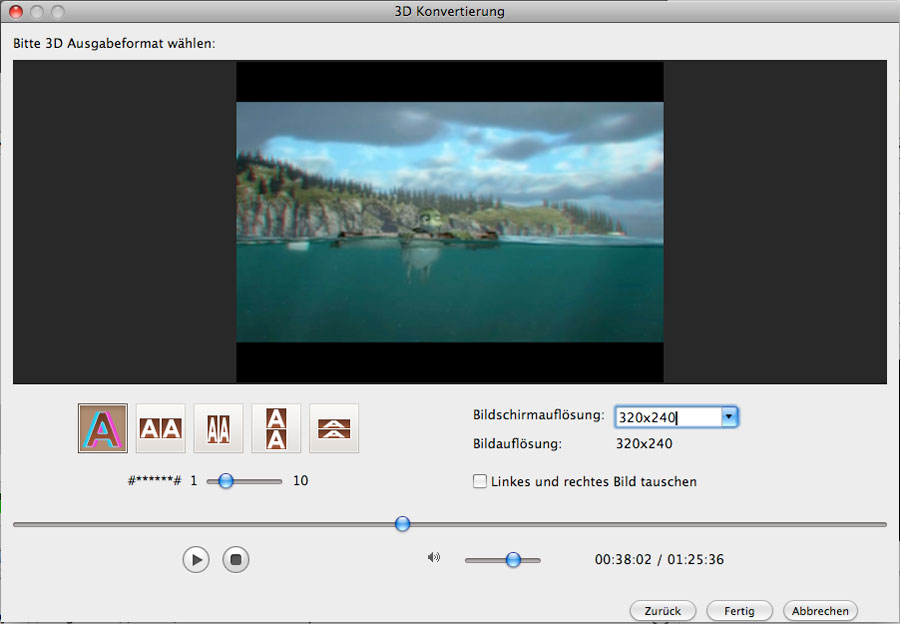mediAvatar Video Converter Mac