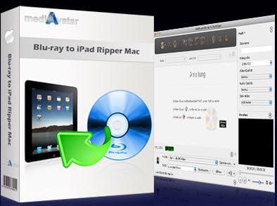 Blu-ray to iPad Ripper Mac